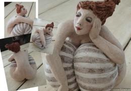 Véronique Didierlaurent, Une artiste originale et talentueuse…