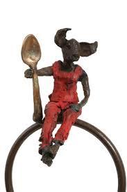Adeline Weber Guibal, sculptrice et ANNE TUY, artiste peintre